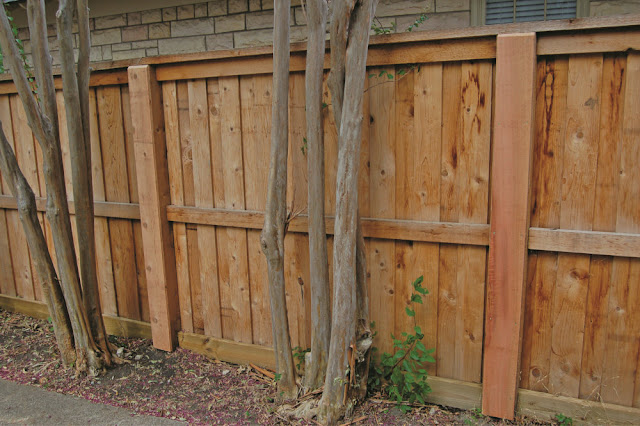 how to build a wood fence australia