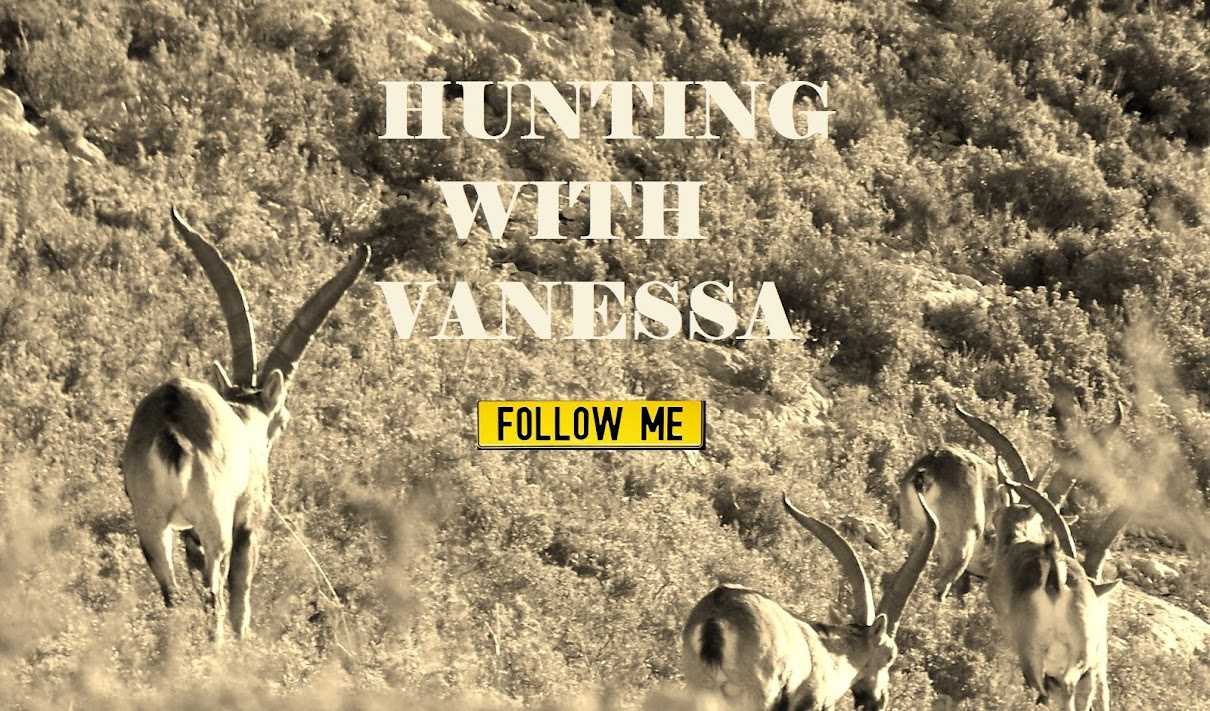 HUNTING WITH VANESSA