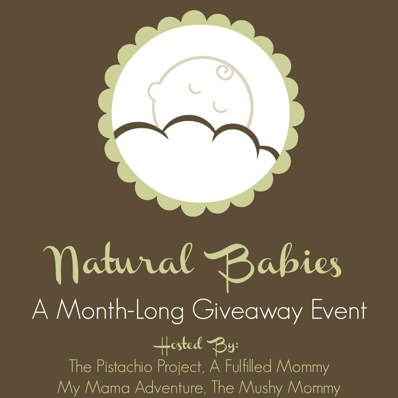 Natural Babies Giveaway Event