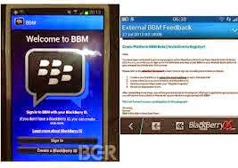 Télécharger Installer BBM Pour TABLETTE ANDROID