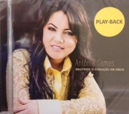 PlayBack Antônia Gomes – Segundo o Coração de Deus