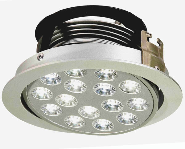 Led ceilin light fixtures