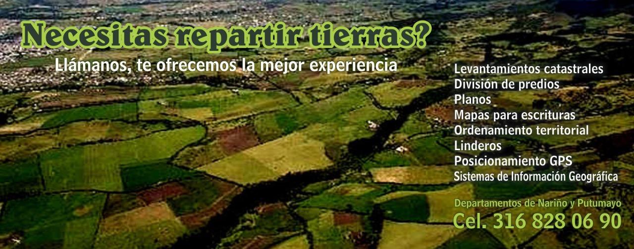 DEPARTAMENTO DE NARIÑO - COLOMBIA