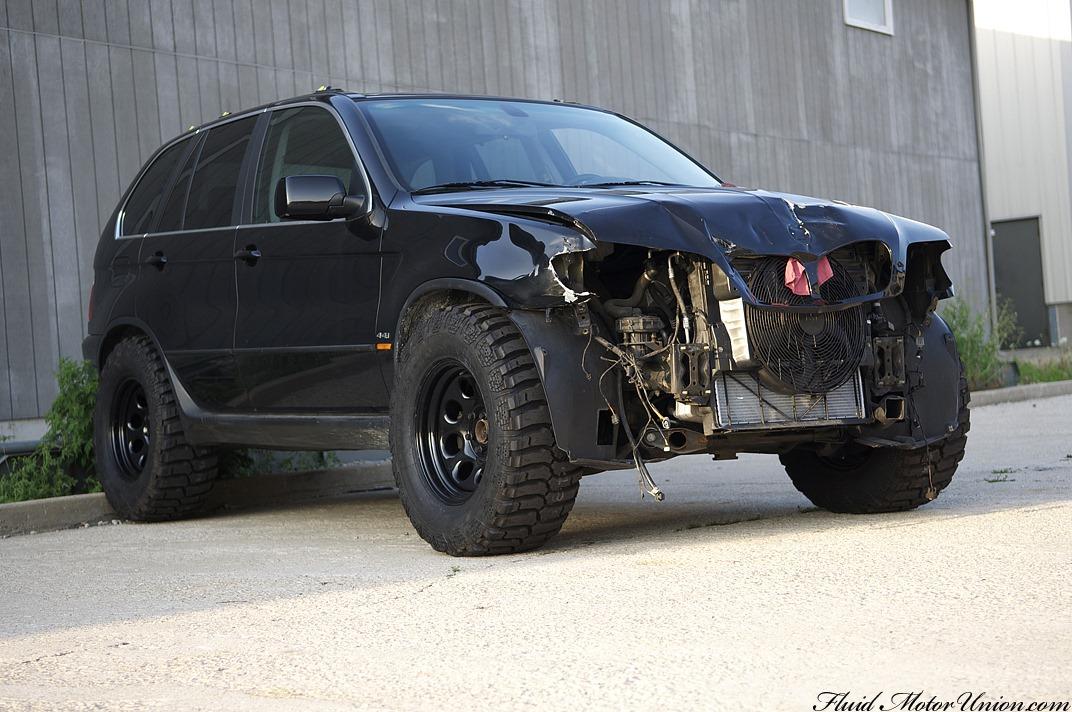 E53 BMW X5 44i Urban Assault Vehicle  Latest Auto Design
