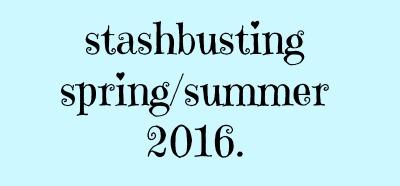 Stashbusting