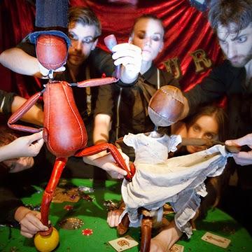 adelaide fringe: boris and sergey's vaudevillian adventure