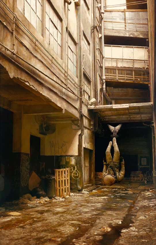 nuncalosabre.Pinturas. Paintings - Jeremy Geddes