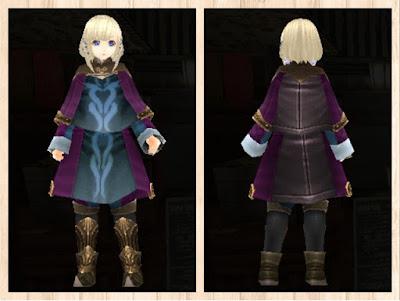 メイジローブ・紫1