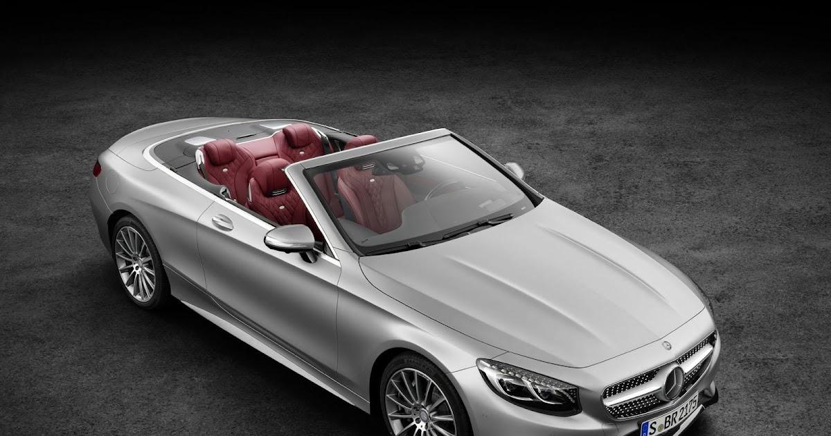 Mercedes-Benz S Serisi Cabriolet