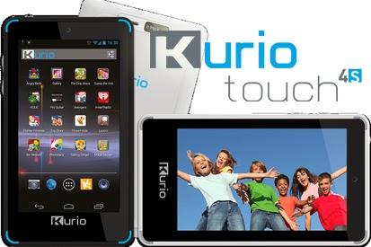 Kurio Touch 4s Khusus Anak