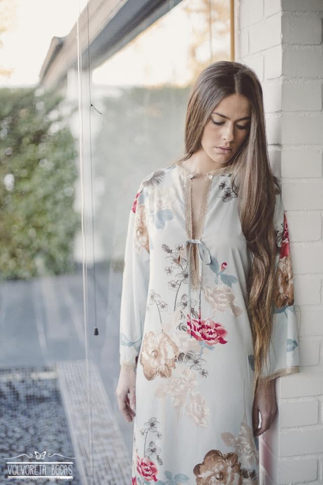lenceria novia bata camison camisones boda