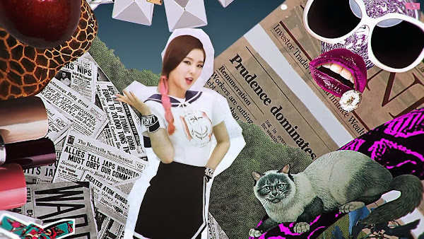 Red Velvet Irene Hapiness