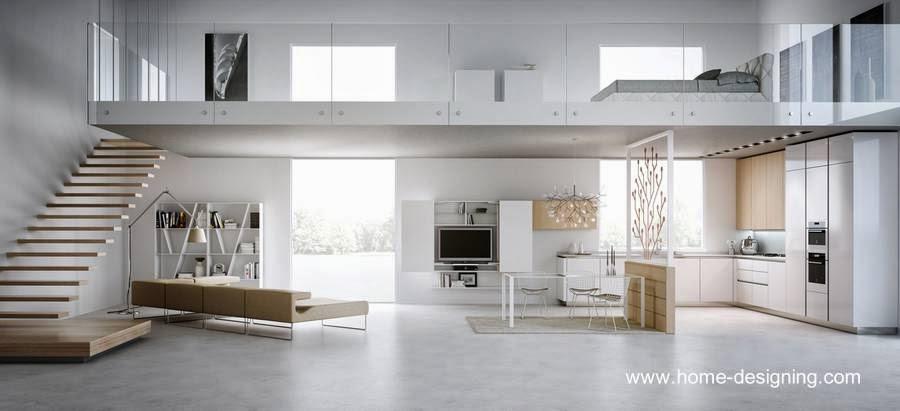 Arquitectura De Casas Concepto Y Modelos Lofts