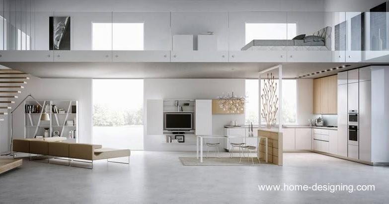 Arquitectura de casas concepto y modelos de lofts for Casas loft diseno