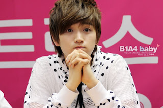 Real name Lee Jung Hwan  B1a4 Gongchan Cute