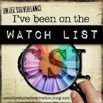 I'm on the Watch List for Case # 12