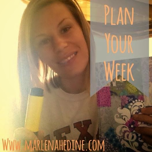 plan your week out, how to plan your week, meal prep, meal planning