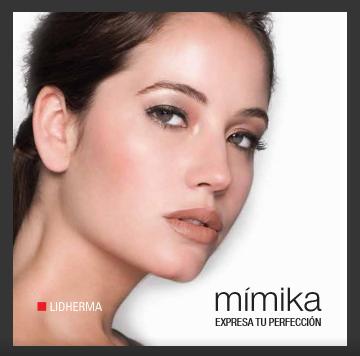 LIDHERMA - CATÁLOGO Maquillaje Mimika Marzo de 2017:
