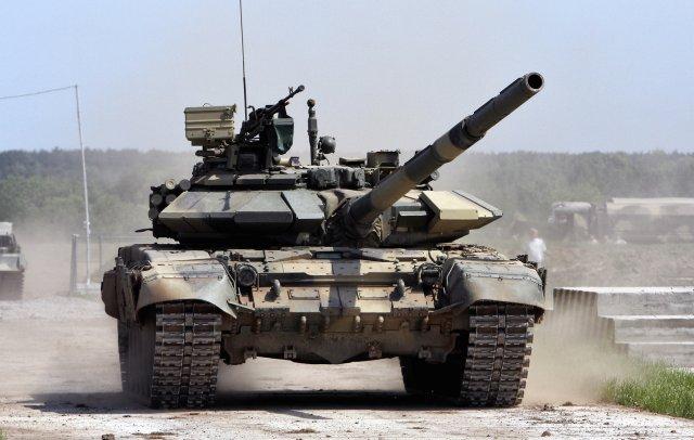 Rusia Siap Untuk Menjual Tank T-90S Dan Memberikan Lisensi Produksi Kepada Iran