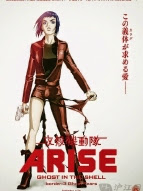 Ghost In The Shell Arise Phần 3