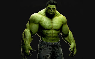 The Incredible Hulk 3D Model HD Wallpaper