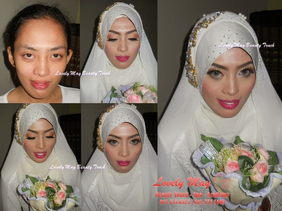 Make Up Nikah Tiara