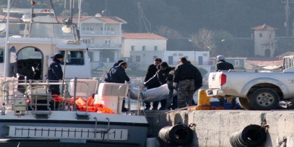 24 Migrants Drown Off Greek Island