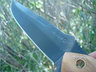 Baladeo Explorer Fixed Blade Knife - Survival Creek