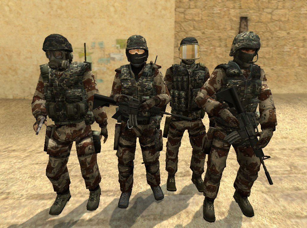 Counter Strike 1.6 2008