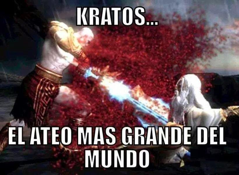 Kratos el mejor
