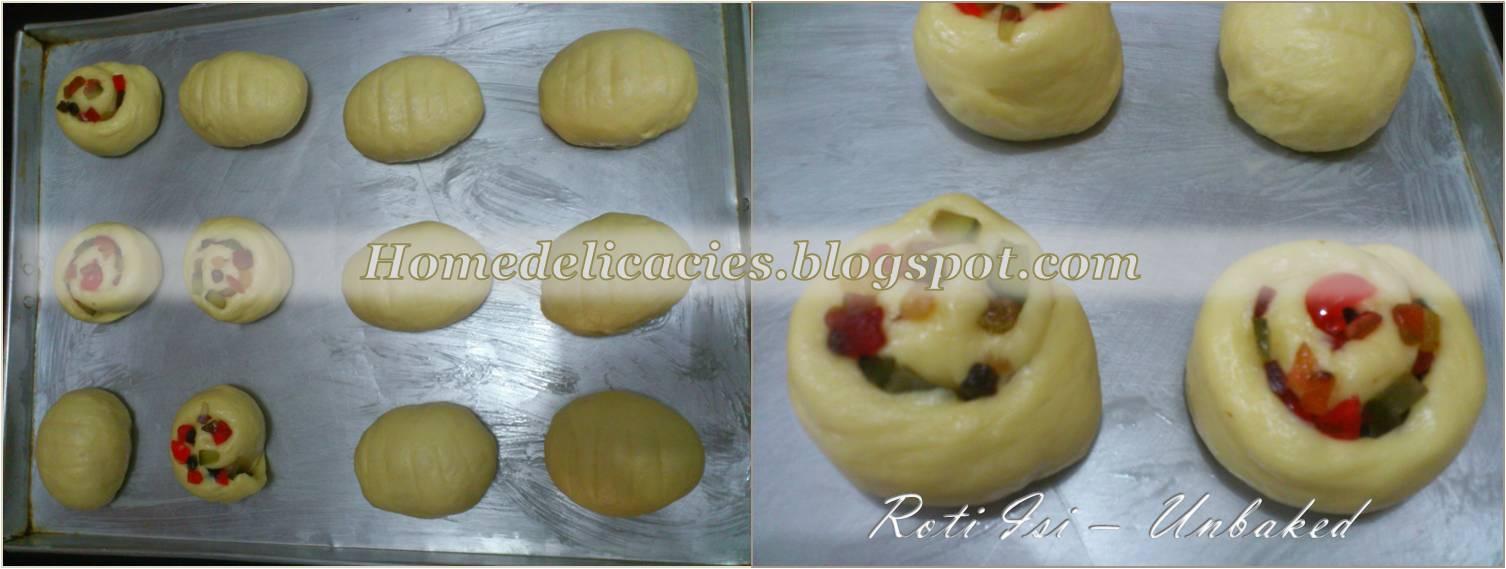Berikut aku share resep dasar rotinya dulu yaa... Untuk aneka variasi ...
