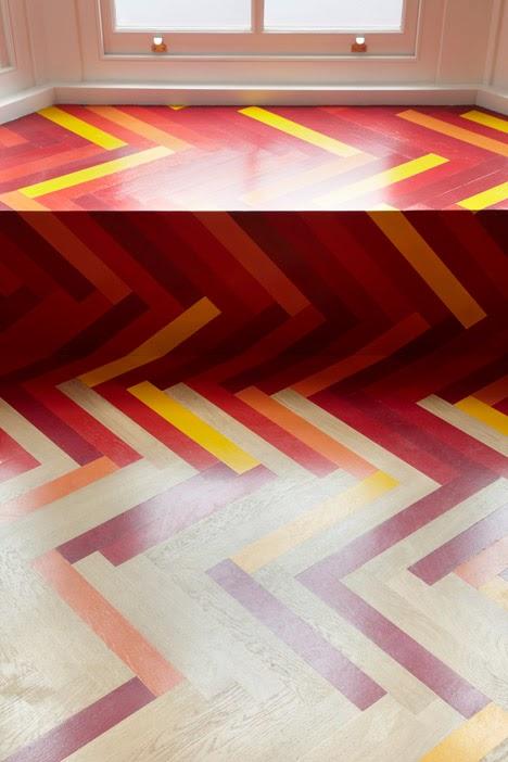 Penggunaan Warna Cerah Untuk Aksen Interior Rumah Penggunaan Warna Cerah Untuk Aksen Interior Rumah