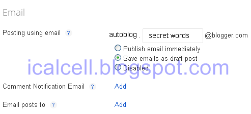 Cara Membuat Autoblog Dengan Blogger