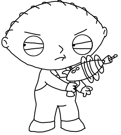 Family Guy Coloring Pages | Learn To Coloring