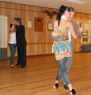 Forever Tango at our Dance Hall