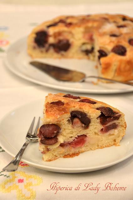 hiperica_lady_boheme_blog_di_cucina_ricette_gustose_facili_veloci_torta_di_ciliegie