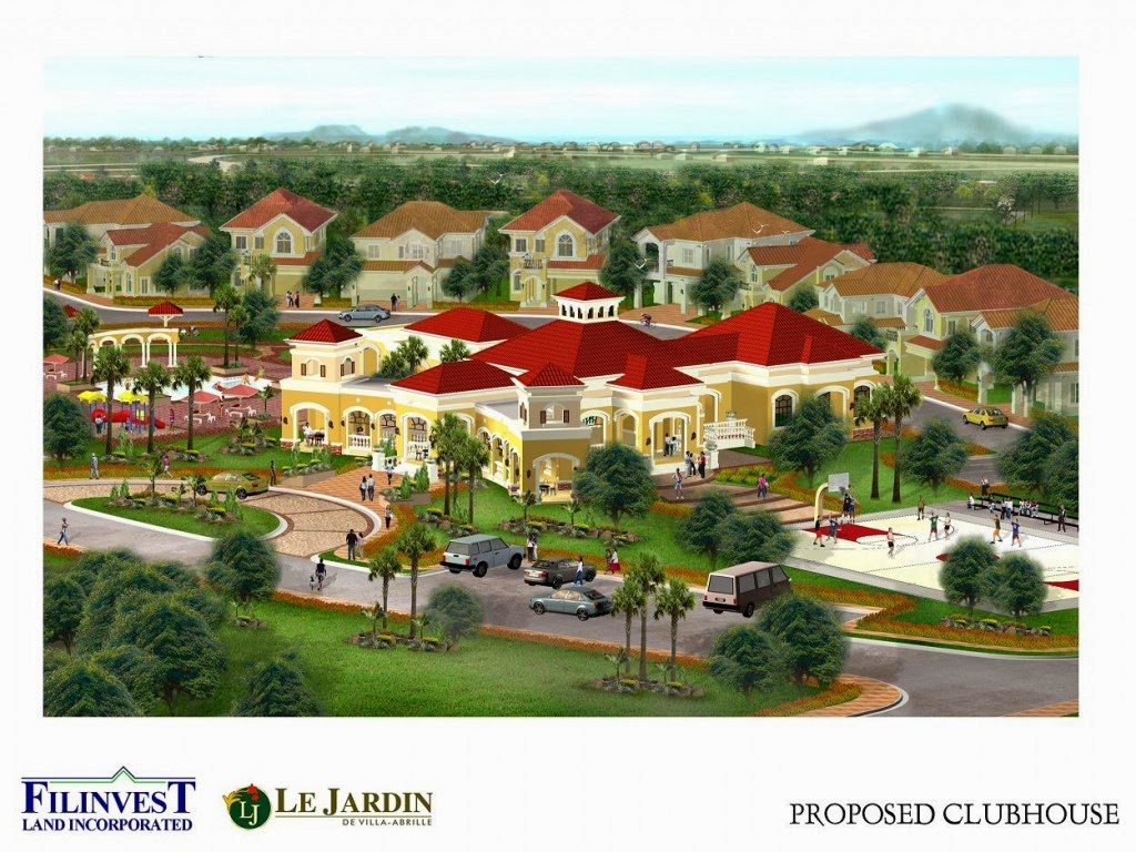 Le Jardin de Villa Abrille - Ma-a, Davao City Proposed Clubhouse
