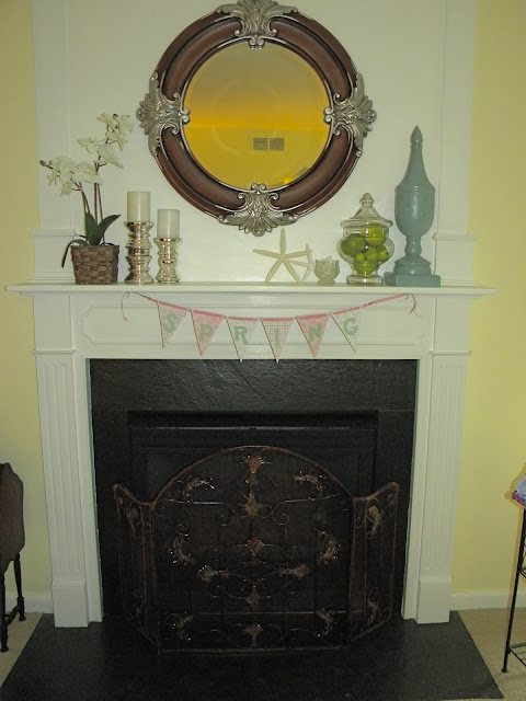 My Domestic Bliss: Family Room Tour