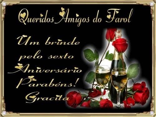 6º Aniversário do Farol da AMizade.