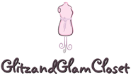 Glitz and Glam Closet