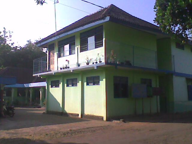 Gedung lantai 2