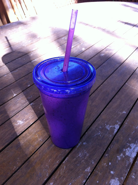 Smoothie to go