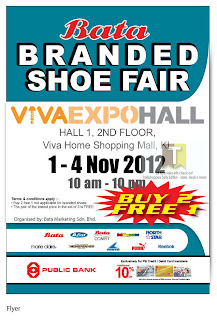 Bata Branded Shoe Fair Sale 2012
