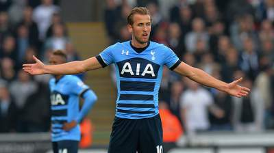 Kane to become 4th highest Spurs goalscorer this season?