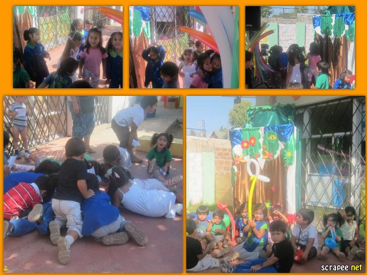 Feliz bienvenida a su jardin ayelen jueves 8 de marzo for Jardin infantil nubesol villa alemana