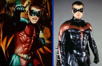 The evolution of robin as far as character arcs go robin is the one