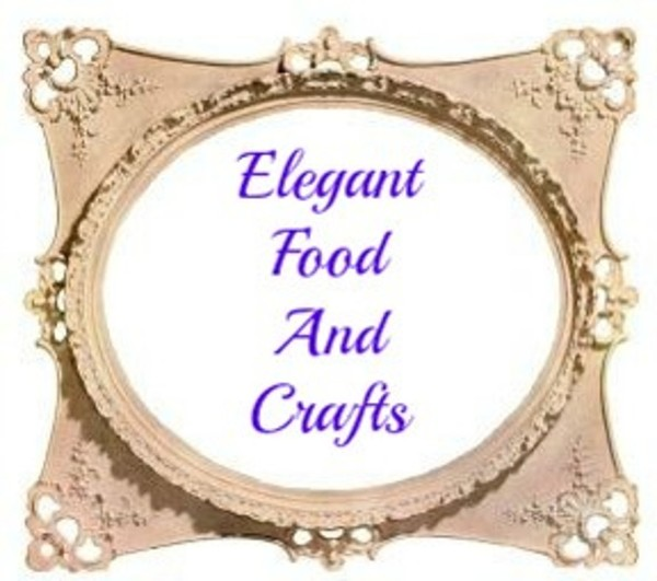 Elegant Food and Crafts