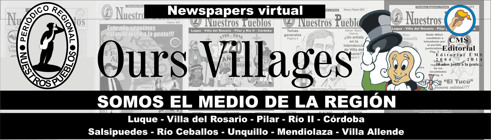 Newspapers Ours People