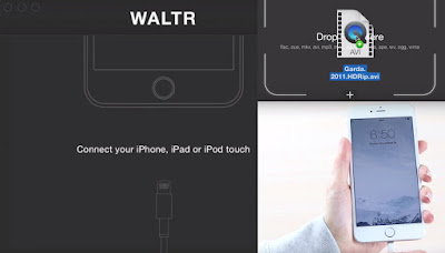fastest iphone transfer WALTR