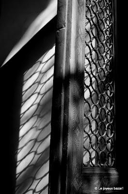 Ombres - photo noir et blanc